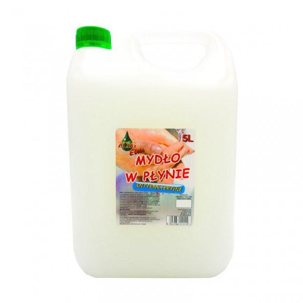 Ewa - Mydło antybakteryjne z gliceryną - 5 l