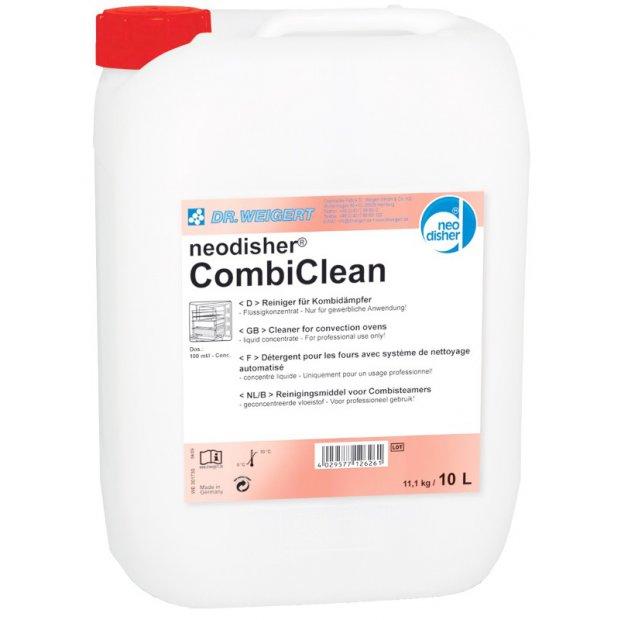 Neodisher CombiClean - Środek myjący do pieców konwekcyjno-parowych - 10 l