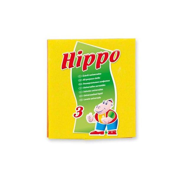 XP030 - Hippo ścierki uniwersalne A'3 szt.