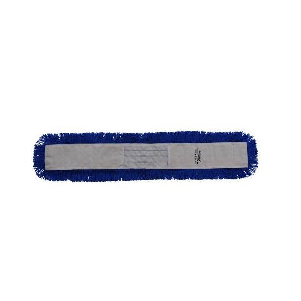 Intermop Dust Akryl - Mop kieszeniowy, cięty na prosto - 100 cm