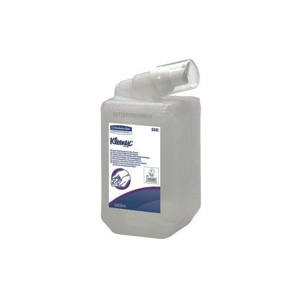Kimberly-Clark Kleenex - Luksusowa pianka do codziennego mycia rąk, bezzapachowa - 1 l
