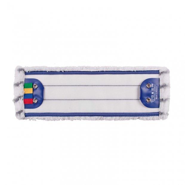 Intermop - Mop speedy, 2 oczka, mikrofaza gruntowa - 40 cm