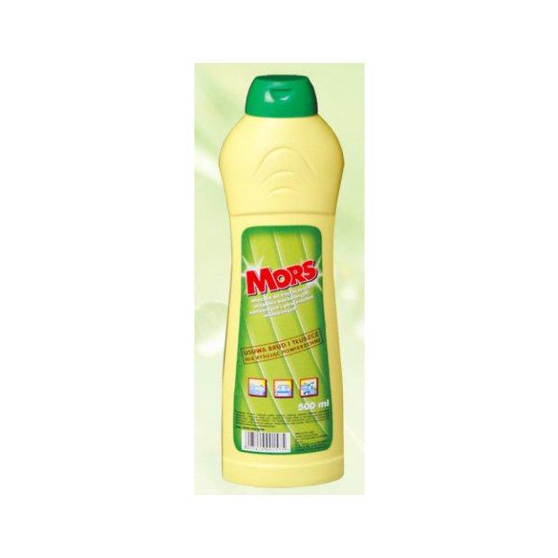 MORS - Mleczko do czyszczenia urządzeń kuchennych, sanitarnych i powierzchni niklowanych