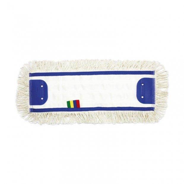 Intermop TES 2 Premium - Mop pętelkowy, 2 oczka, bawełna - 40 cm