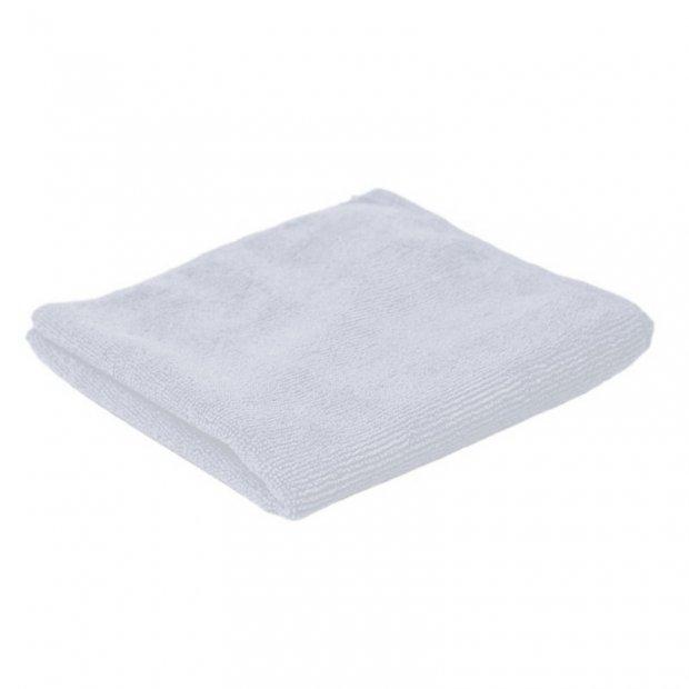 CleanPRO - Ścierka z mikrofibry, 32 x 32 cm - Biała