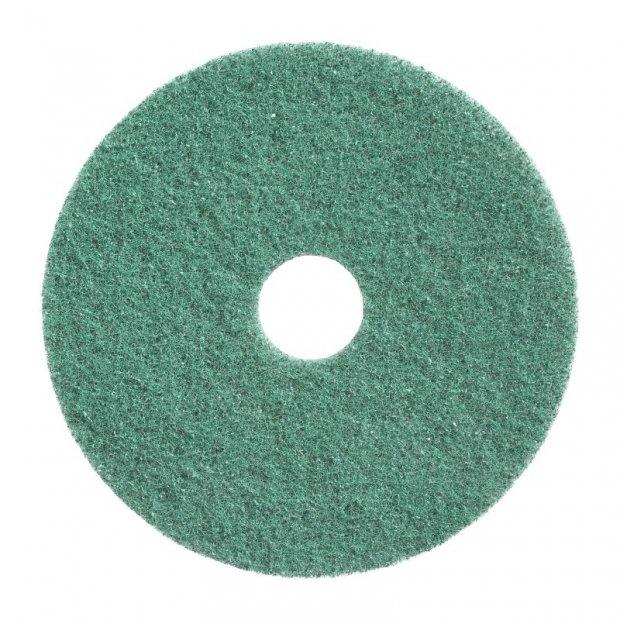 """Taski Twister - Pad diamentowy, zielony, bieżące czyszczenie - 17"""""""