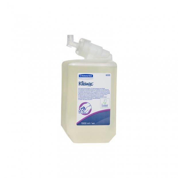 Kimberly-Clark Kleenex - Mydło w płynie do rąk, bezbarwne, bezzapachowe - 1 l