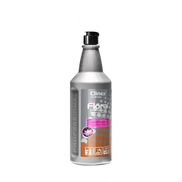 Clinex Floral Blush - Uniwersalny płyn do mycia podłóg - 1 l