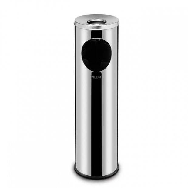 Alda - Koszopopielnica Cigarette Pillar, 15 l - Połysk