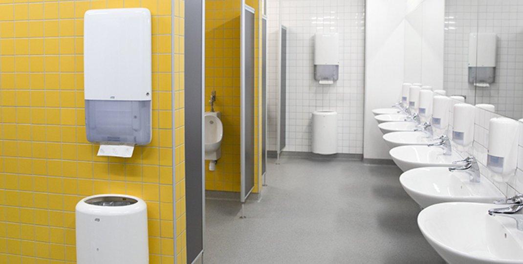 Projektowanie toalet publicznych - o czym warto pamiętać?