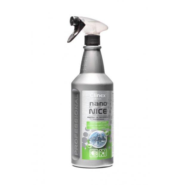 Clinex Nano Protect Silver Nice - Preparat do dezynfekcji klimatyzacji i wentylacji - 1 l
