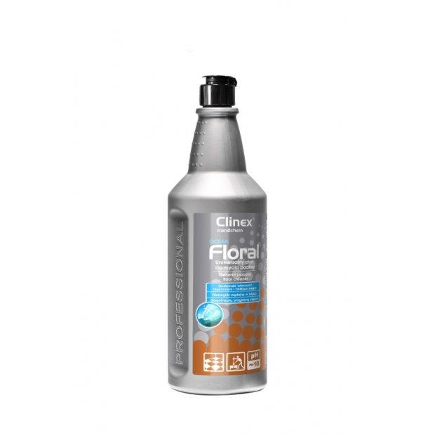 Clinex Floral Ocean - Uniwersalny płyn do mycia podłóg - 1 l