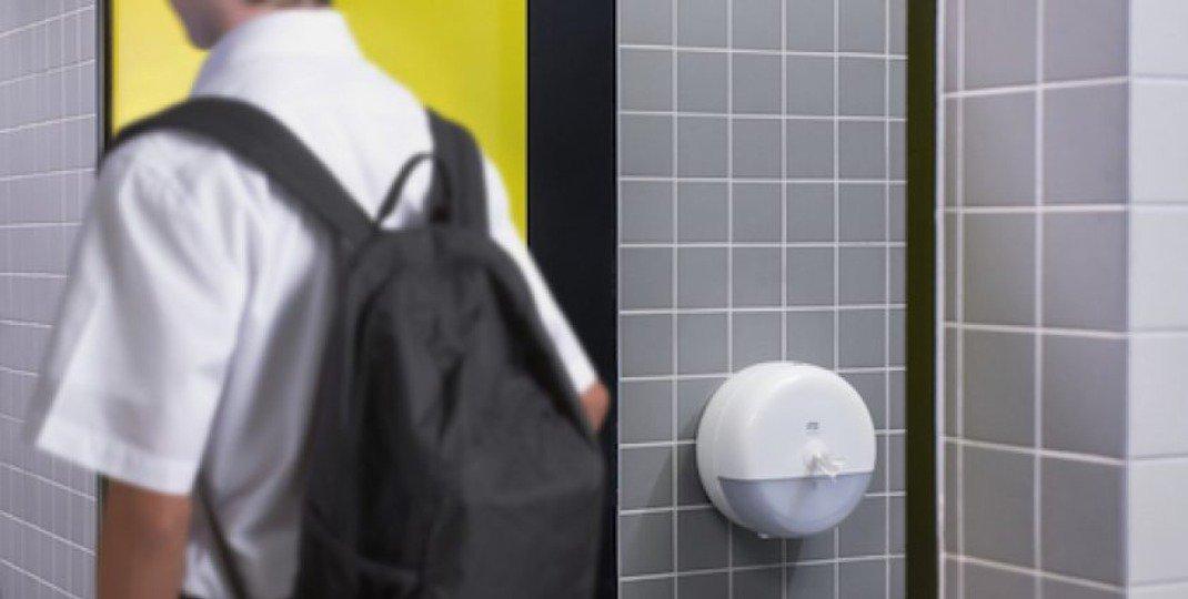 Higieniczne mycie rąk w szkole